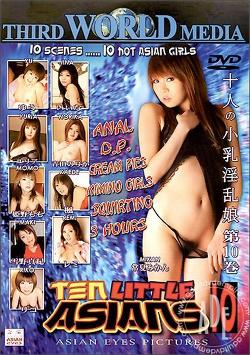 10 Little Asians 10