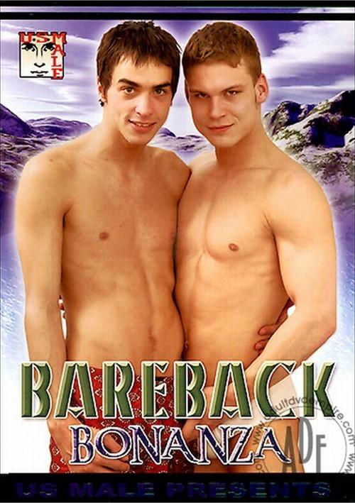 Bareback Bonanza Boxcover