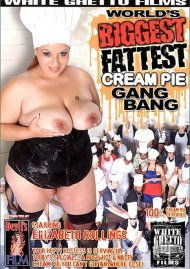 World's Biggest Fattest Cream Pie Gang Bang image