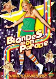 Blondes On Parade