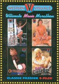 Ultimate Movie Marathon: Classic Passion 4-Pack Porn Movie