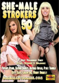 She-Male Strokers 50 Porn Video