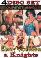 Ebony Goddesses & Knights (4-Pack) Porn Movie