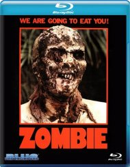 Zombie Blu-ray Movie