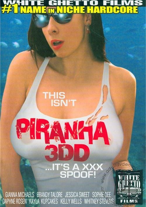 This Isn't Piranha 3DD…It's A XXX Spoof!