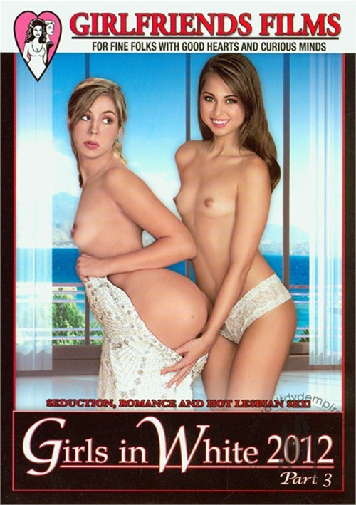 Girls In White 2012 Part 3 Boxcover