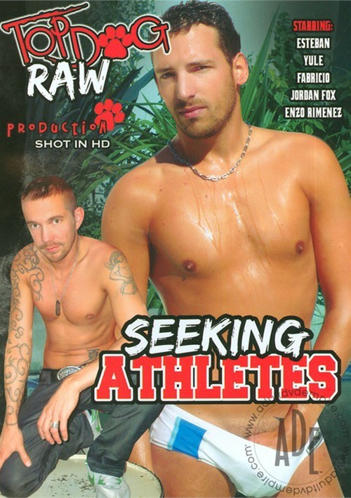 Seeking Athletes Boxcover