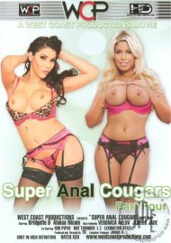 Super Anal Cougars Part Four image