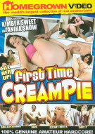 First Time CreamPie Porn Movie