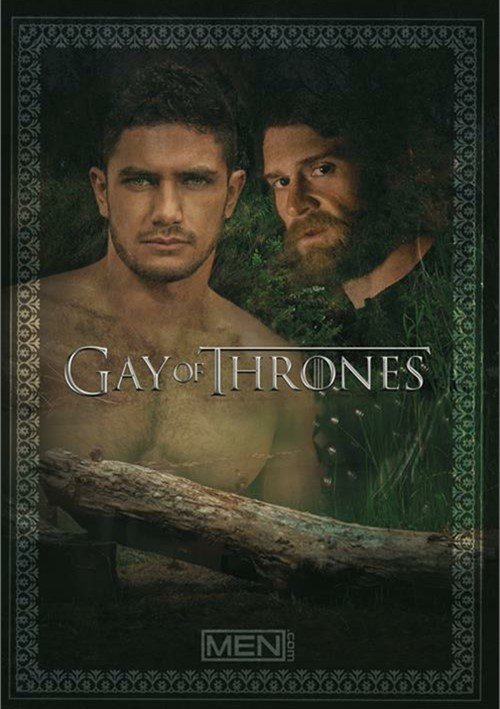 Gay of Thrones 1 Cover Front