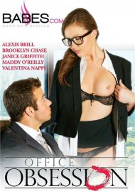 Office Obsession Porn Movie