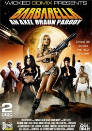 Barbarella XXX: An Axel Braun Parody Porn Video