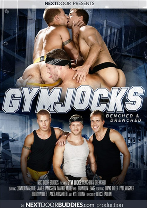 Gym Jocks: Benched & Drenched Boxcover