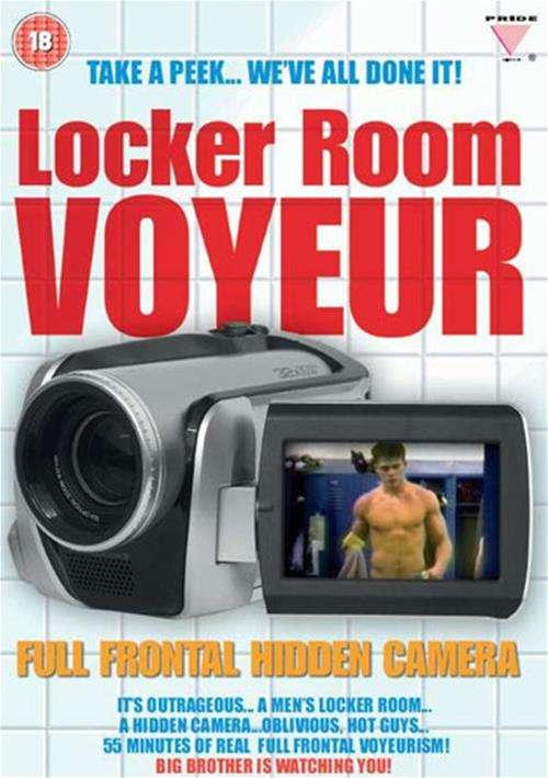 Locker Room Voyeur Boxcover