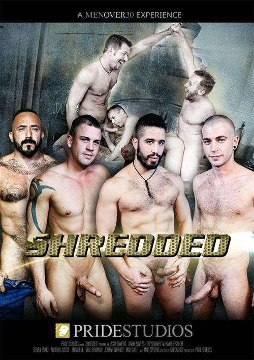 Shredded Boxcover