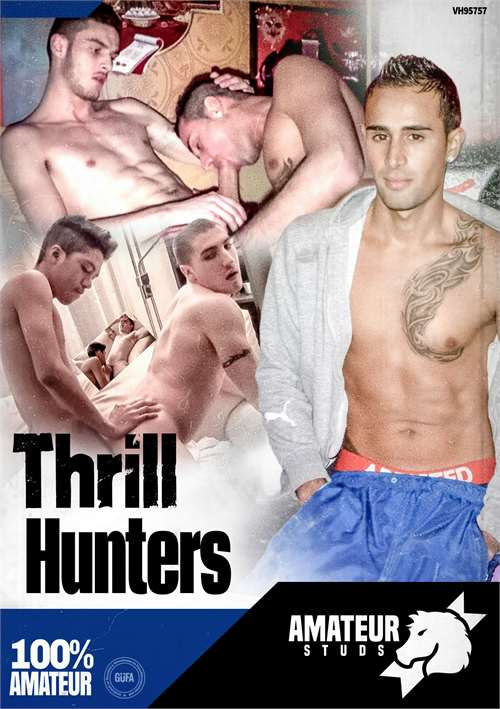Thrill Hunters Boxcover