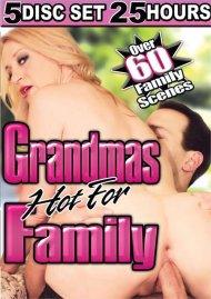 Grandmas Hot For Family image