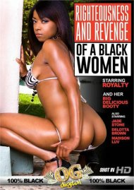 Righteousness And Revenge Of A Black Woman Porn Video