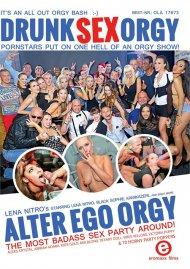 Drunk Sex Orgy: Alter Ego Orgy Porn Video
