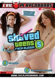 Shaved Teens From Russia #5 Porn Video