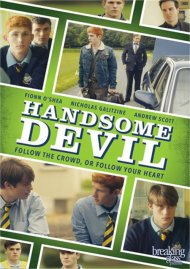 Handsome Devil gay cinema DVD from Breaking Glass Pictures.