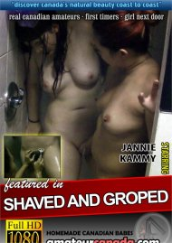 Shaved and Groped Porn Video