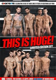 This is Huge! Limited Edition 2-Disc Set Gay Porn Movie