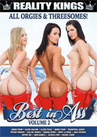 Best In Ass Vol. 2 Porn Video