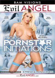 Buy Mick's Pornstar Initiations