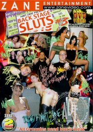 Backstage Sluts 3 Porn Movie