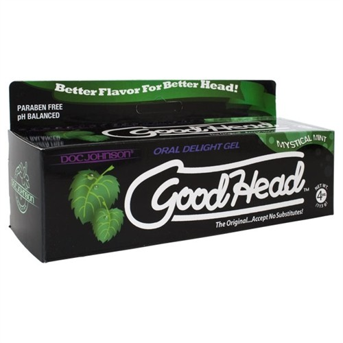 Can Good head oral delight gel think, that