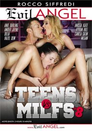Teens Vs Milfs #8 Porn Video