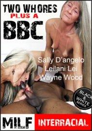 Two Whores Plus a BBC Porn Video