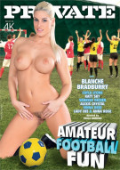 Amateur Football Fun Porn Movie