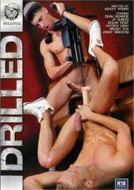 Drilled gay porn DVD from Bulldog XXX