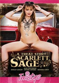Treat Story, A: Scarlett Sage
