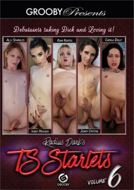 Radius Dark's TS Starlets Vol. 6 Porn Video