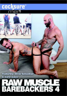 Raw Muscle Barebackers 4 Boxcover