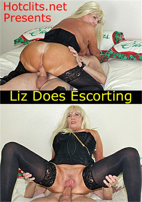 Liz Does Escorting