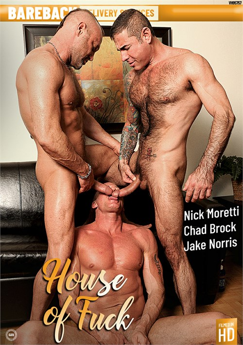 House of Fuck Cover Front