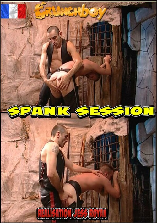 Spank Session Boxcover