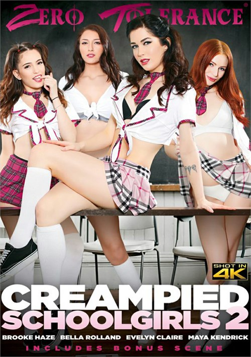 Creampied Schoolgirls 2