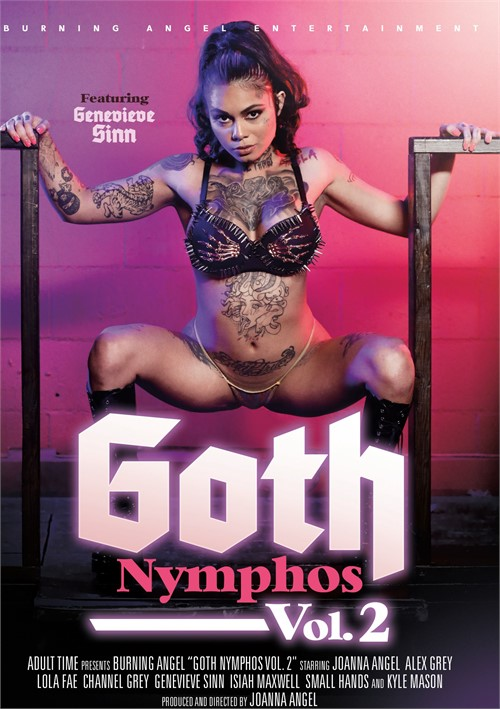 Goth Nymphos Vol. 2