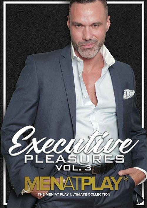 Executive Pleasures Vol. 3 Boxcover