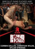Bar Slut Gang Fucked and Covered in the Crowd's Cum Boxcover