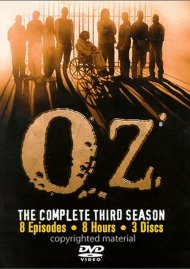 Oz: The Complete Third Season