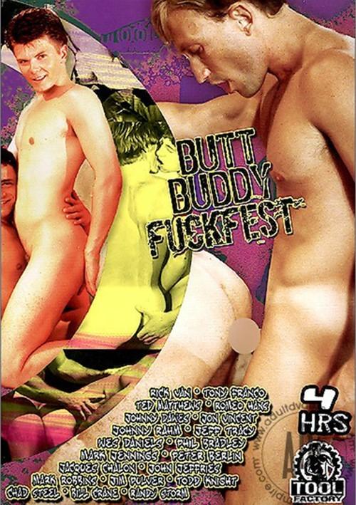 Butt Buddy FuckFest