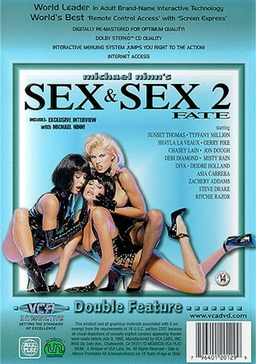 Back cover of Sex