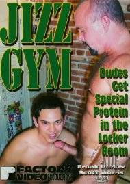 Jizz Gym Porn Video