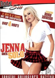 Jenna Goes Solo Porn Video